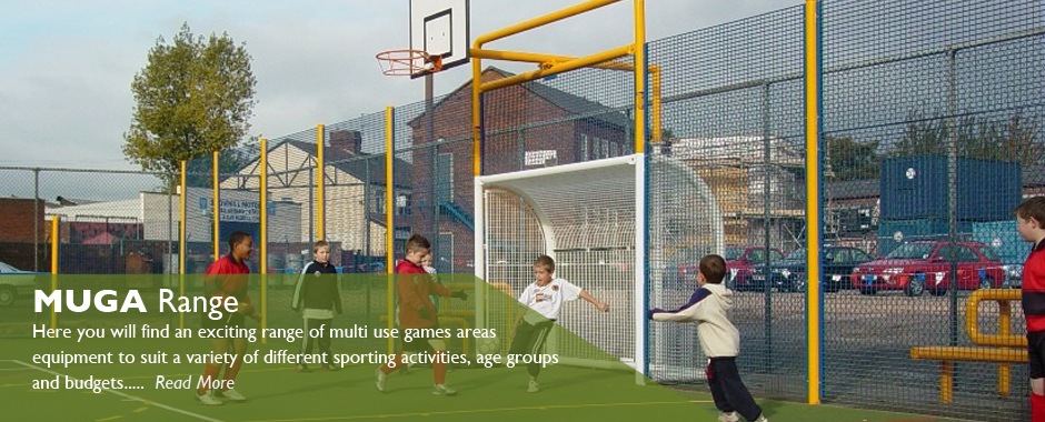 MUGA - Multi Use Games Area