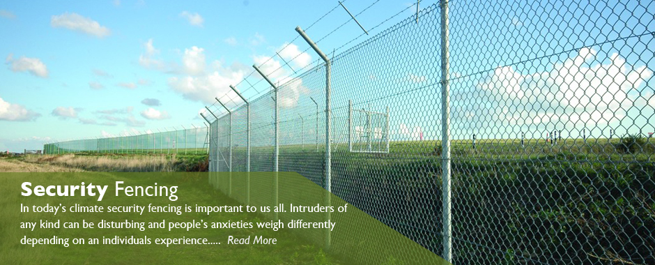 Metal Security Fencing Systems