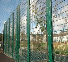 Sports Combination Fencing with netted roof