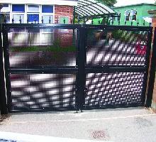 Slade School Gate