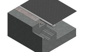 Built-Up Curbing For Flooring