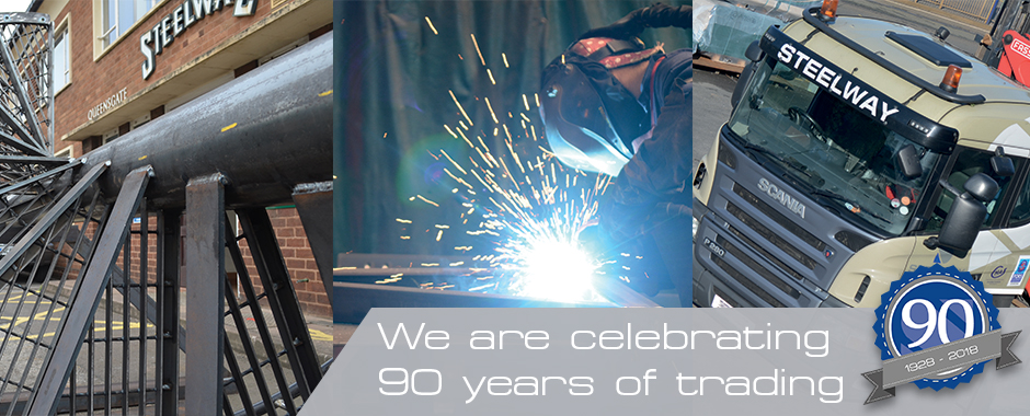 Steelway Celebrating 90 Years
