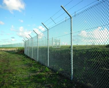 Jersey Airport Chainlink