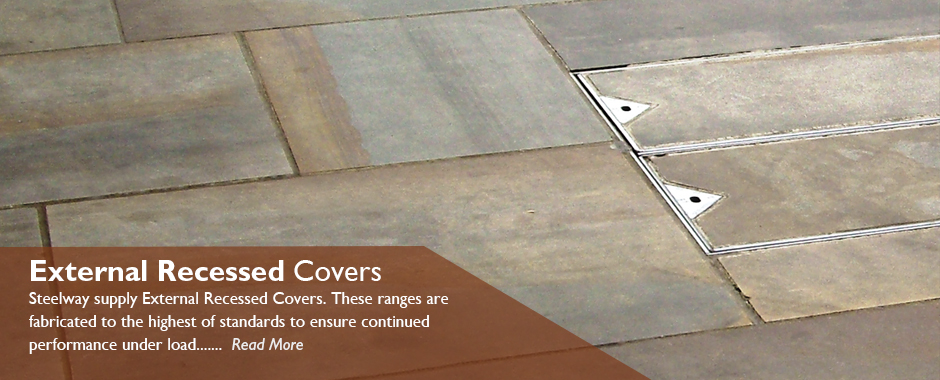 External Recessed Access Cover