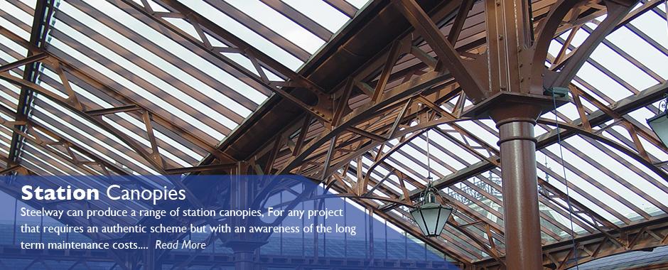 Railway Station Canopies