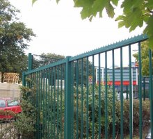 Ridgeback Fencing - Security Fencing