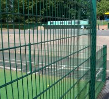 Duowire Formal Sports Fencing - Sports Fencing