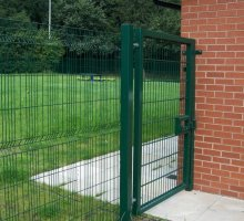Steel Gates and Barriers