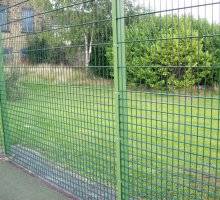 Duo Multiwire Formal Sports Fencing - Sports Fencing