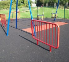 Sutherland Swing Barrier - Street Furniture