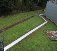 Bristeel Duct Run - Solid Top Access Covers