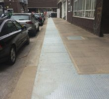 Bristeel FACTA B Duct run - Solid Top Access Covers