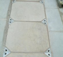 Continuous Duct Run Recessed for concrete infill - Recessed Access Covers