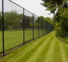 Standard System Chainlink Fencing - Sports Fencing
