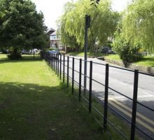 Estate Fencing - Estate Fencing