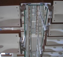 Feature Staircase - Commercial Staircases
