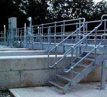 Biddulph Stairs  - Industrial Access Metalwork