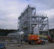 Platforms - Industrial Access Metalwork