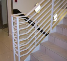 Handrails And Balustrades - Architectural Metalwork