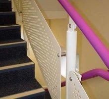Handrails/Balustrades - Architectural Metalwork