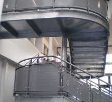 Staircase - Architectural Metalwork