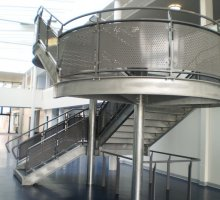 Staircases - Architectural Metalwork