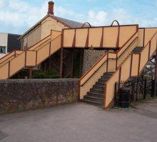 Platform Staircase - Heritage Railways