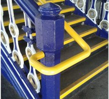 Handrails And Balustrades - Rail Infrastructure