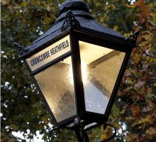Crowcombe Heathfield Lantern - Heritage Railways