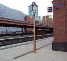 Lamp Posts - Heritage Railways