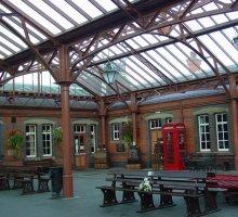 Station Furniture - Heritage Railways