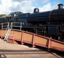 Bespoke turntable - Heritage Railways