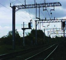 Gantry - Rail Infrastructure