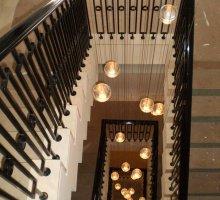 Architectural Handrails & Balustrade - Architectural Metalwork