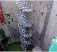 Industrial Steel Staircases - Industrial Access Metalwork