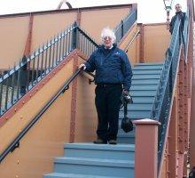 Heritage Handrails - Heritage Railways