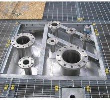 Rectangular Pattern Grid Flooring - Industrial Access Metalwork