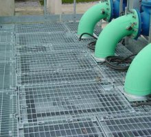 Grate flooring - Industrial Access Metalwork
