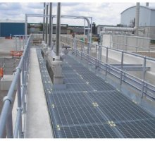 Open Mesh flooring - Industrial Access Metalwork