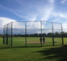 Backstop Fencing - Sports Fencing