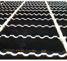Serated Edge Flooring - Industrial Access Metalwork