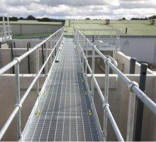 Steel access walkway & platform  - Industrial Access Metalwork