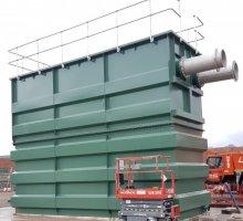 steel handrail  - Industrial Access Metalwork