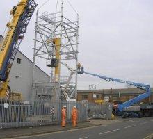 Steel Fabrication Installation  - Steelway Installation