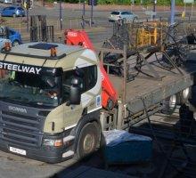 Steelway Modular Installation  - Steelway Installation