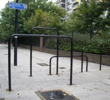 Anti Motor Cycle Barrier - Trip Rail / Barrier Fencing