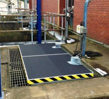 Well Access Cover - Hinged access cover  - Specialist Hinged Access Covers