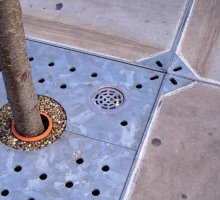 Tree Pits - Recessed Access Covers