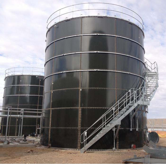 Water Tank Stairs : Industrial access stairs gallery steelway