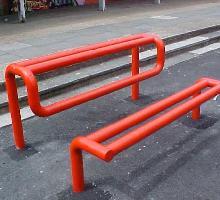 Perch Seat  - Street Furniture